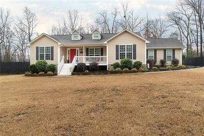 Anderson County Single Family Home For Sale: 899 Bryant Road
