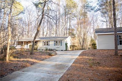 Seneca SC Single Family Home For Sale: $169,900