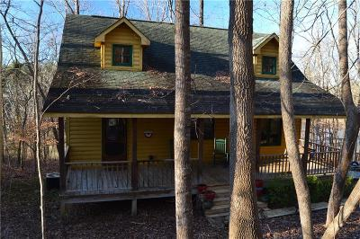 Single Family Home For Sale: 150 Chilhowee Drive