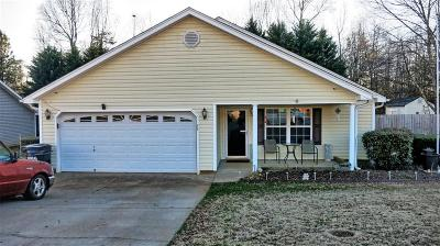Greenville County Single Family Home For Sale: 35 Laws Lane