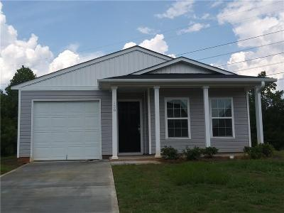 Anderson Single Family Home For Sale: 159 Strawberry Place