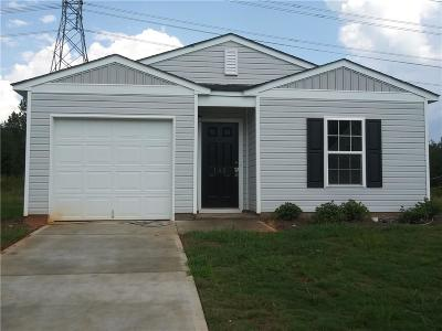 Anderson County Single Family Home For Sale: 165 Strawberry Place