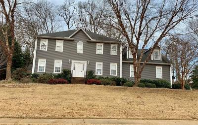 Easley Single Family Home For Sale: 201 Tuliptree Court