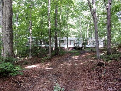 Anderson County, Oconee County, Pickens County Mobile Home For Sale: 605 Elizabeth Road