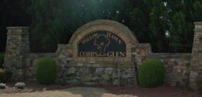 Willow Haven At Cobbs Glen Residential Lots & Land For Sale: Coosa Road