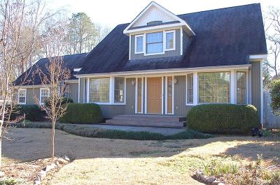 Clemson Single Family Home For Sale: 104 Ashley Road
