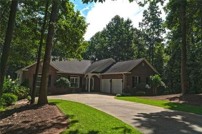 Cross Creek Plan Single Family Home For Sale: 210 Spyglass Lane