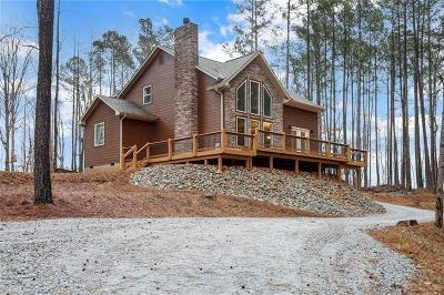 West Union SC Single Family Home For Sale: $500,000
