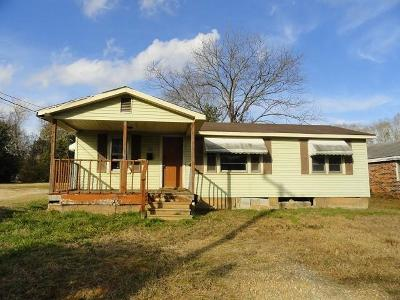 Anderson County Single Family Home For Sale: 19 1/2 U Street