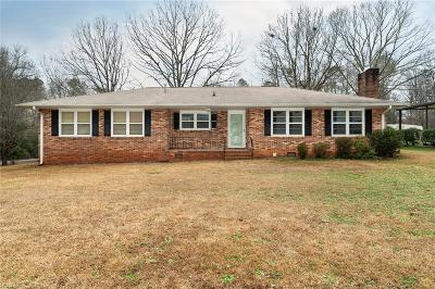 Anderson County Single Family Home For Sale: 801 Eastwood Street