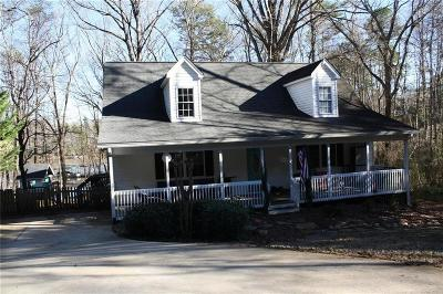 Westminster SC Single Family Home For Sale: $249,000