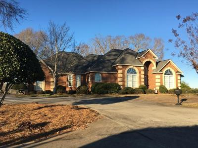 Abbeville County Single Family Home For Sale: 606 McDill Road