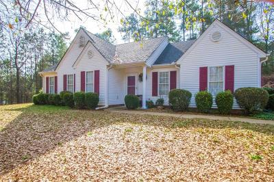 Anderson Single Family Home For Sale: 502 Edgewater Drive