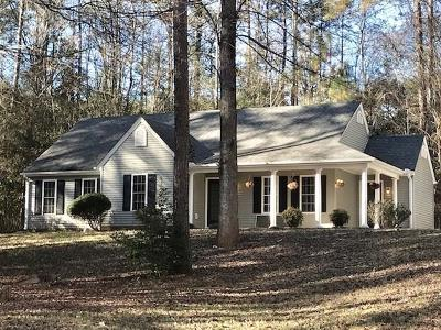 Townville Single Family Home For Sale: 122 Forest Drive