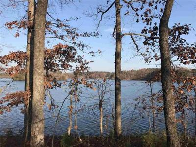 Residential Lots & Land Contract-Take Back-Ups: Lot 7 Keowee Peninsula/Keowee Pointe Dr
