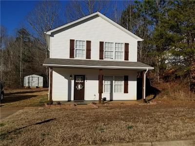 Liberty Single Family Home Contract-Take Back-Ups: 408 Tallahatchie Trail