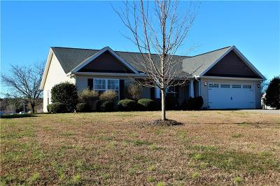 Anderson Single Family Home For Sale: 105 Stanmoore Drive