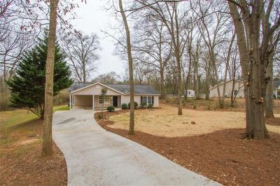 Anderson Single Family Home For Sale: 106 Melrose Lane