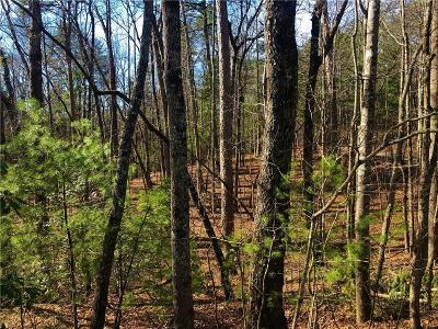 Residential Lots & Land For Sale: 25 Chattooga Lake Road