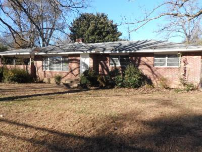 Anderson Single Family Home For Sale: 3606 S Main Street