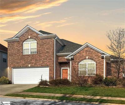 Greenville County Single Family Home For Sale: 8 Roberts Hill Drive Drive