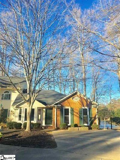 Taylors Single Family Home For Sale: 7 Spring View Lane Lane