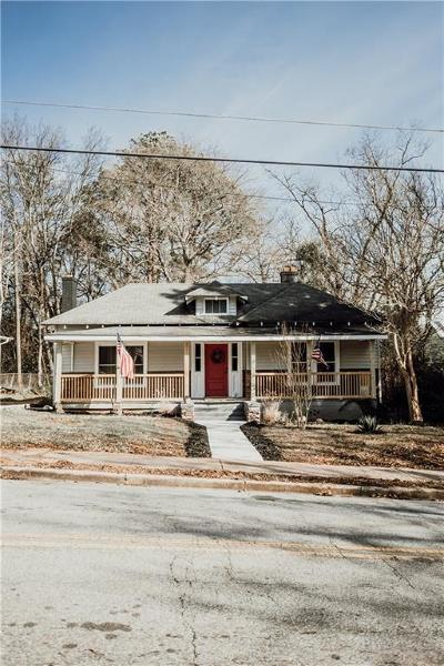 Anderson Single Family Home For Sale: 1403 S Fant Street