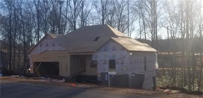 Central Single Family Home Contract-Take Back-Ups: 473 Johnson Road