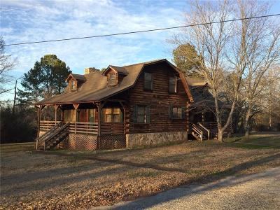 Single Family Home For Sale: 1421 Lee Dobbins Road