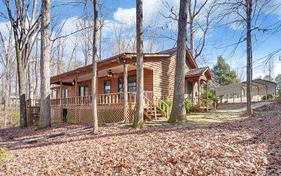 Single Family Home For Sale: 264 Teasley Cove