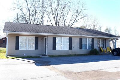 Anderson SC Multi Family Home For Sale: $159,900