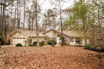 Keowee Key Single Family Home For Sale: 7 Mainsail Drive
