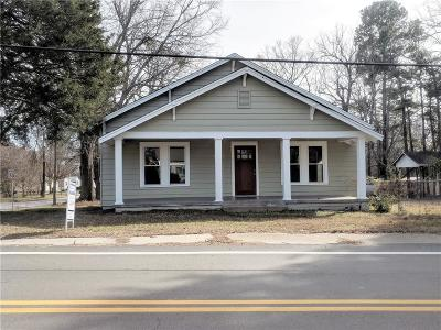 Williamston Single Family Home For Sale: 520 Williams Street