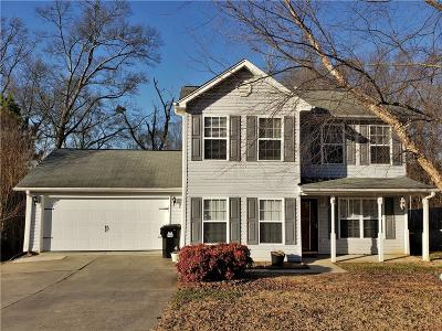 Anderson Single Family Home For Sale: 404 Hunters Lane