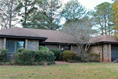Clemson Single Family Home For Sale: 21 Downs Loop