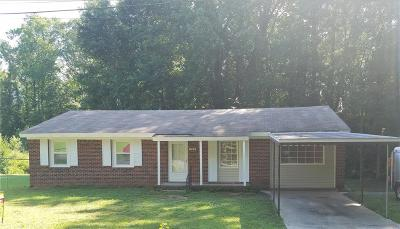 Anderson Single Family Home For Sale: 300 Brookhaven Drive