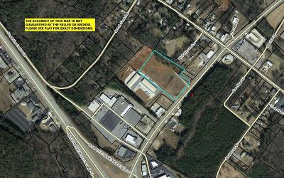 Oconee County, Pickens County Residential Lots & Land For Sale: 00 South Highway 11