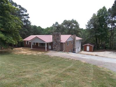 Pickens Single Family Home For Sale: 416 Old Fox Squirrel Ridge