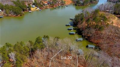 Residential Lots & Land For Sale: Lot 20 Hidden Falls