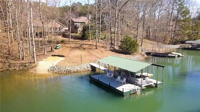 Oconee County, Pickens County Single Family Home For Sale: 103 North Harbour Drive