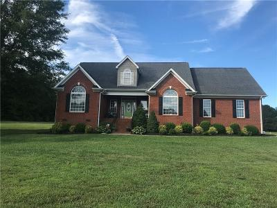 Pickens Single Family Home For Sale: 395 Griffin Mill Road