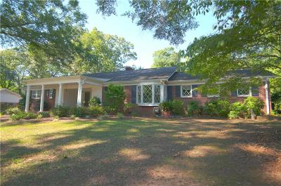 Belton Single Family Home For Sale: 303 Palmetto Parkway Parkway