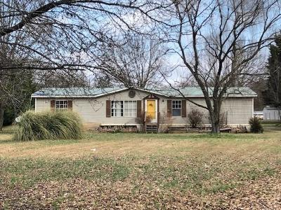 Townville Mobile Home For Sale: 8208 Sc-24 Highway