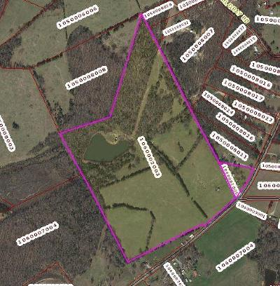 Residential Lots & Land For Sale: Tr-1 Parker Bowie Road