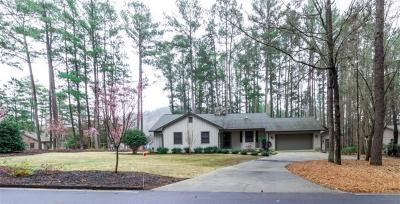 Oconee County, Pickens County Single Family Home For Sale: 105 Starboard Tack Drive