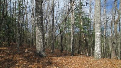 Mountain Rest Residential Lots & Land For Sale: 613 Right Branch Road