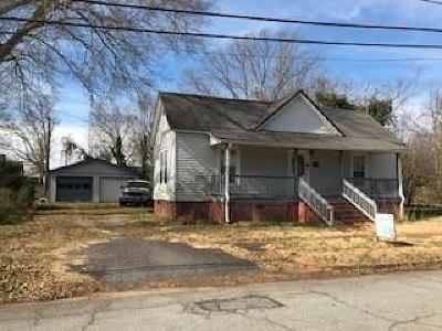 Anderson Single Family Home For Sale: 204 Wellington Street