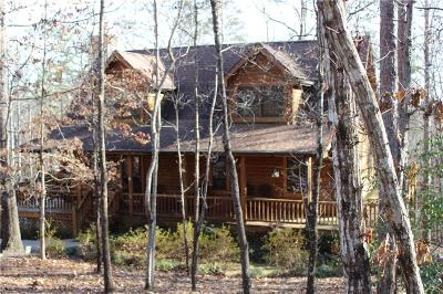 Single Family Home For Sale: 260 Rockcrest Ridge Road