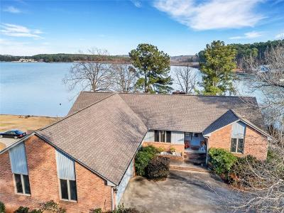 Oconee County Single Family Home For Sale: 1708 Keowee Lakeshore Drive