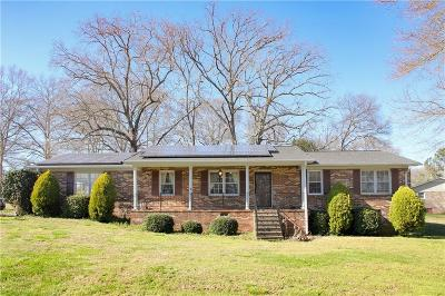 Piedmont Single Family Home For Sale: 329 Bentwood Road